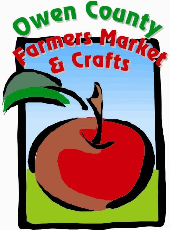 Owen County Farm and Craft Market Logo